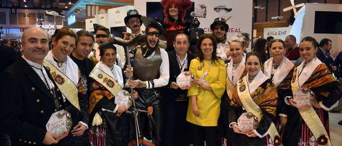 La Junta acude a Fitur con el aval de 3 años consecutivos registrando récord en el sector turístico