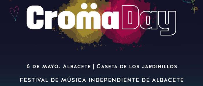 El Festival de Música Independiente de Albacete 'Croma Day' adelanta sus fechas en esta edición y se celebrará el sábado 6 de mayo