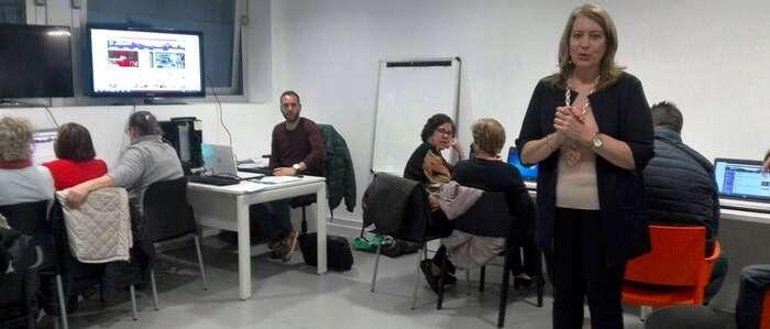 El Ayuntamiento de Albacete imparte 18 cursos formativos sobre el uso de la Administración Electrónica a las asociaciones de la ciudad