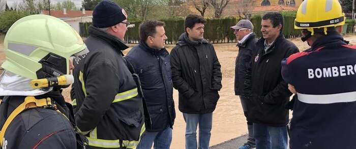 """El alcalde de Albacete exige al Gobierno de España y a la Confederación Hidrográfica del Júcar que agilice una solución para los problemas de inundación de Albacete porque """"no podemos esperar más"""""""