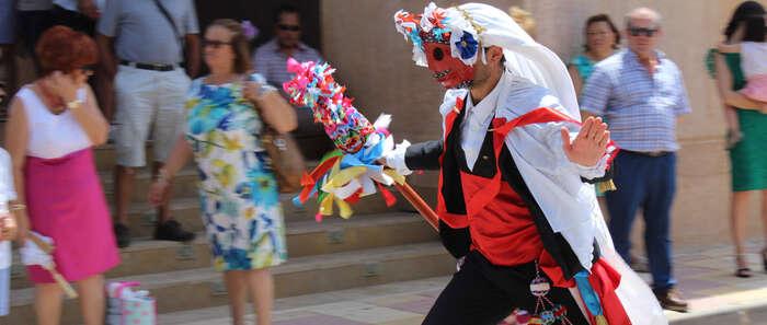 Camuñas celebra este año su primer Corpus Christi como BIC Inmaterial