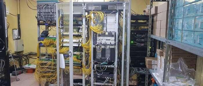 Desarticulada una empresa por distribución ilícita de televisión en Tomelloso