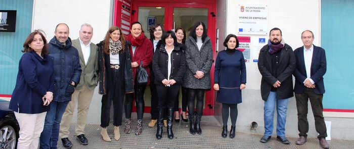 Inaugurada la Agencia Municipal de Colocación de La Roda