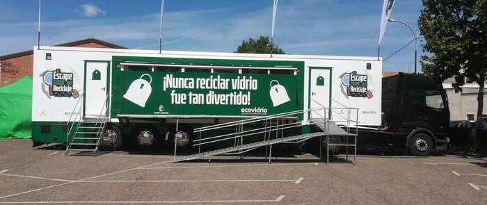 """El """"Escape Room del Reciclaje"""" estará en Alcázar de San Juan el día 20 de Junio"""