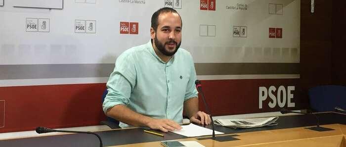 PSOE C-LM insiste en que Molina asiste como responsable de Política Autonómica de Podemos a su reunión con Junqueras