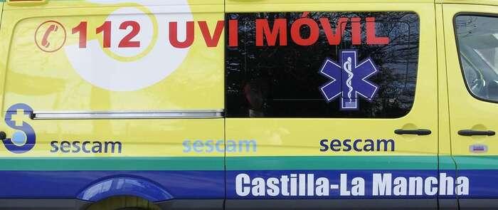 Fallece una persona tras las colisión entre un turismo y un camión en Yebes