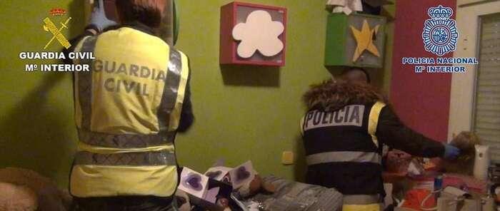 Detenidos en Toledo y Madrid seis narcotraficantes implicados en un intento de homicidio en Salamanca