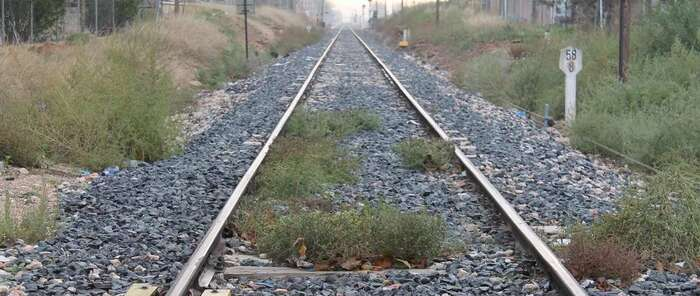 El choque de camión con un tren en un paso a nivel en Calera y Chozas se salda con cinco heridos y un muerto