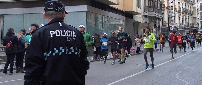 La carrera '15K Hoz del Huécar' ocasionará este domingo en Cuenca restricciones de tráfico en su recorrido