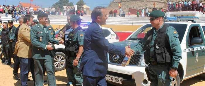 El delegado del Gobierno confirma 16 detenidos por la operación de drogas, robo y blanqueo en Ciudad Real
