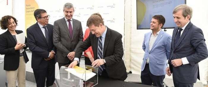 La nueva planta fotovoltaica de Gas Natural en Carpio de Tajo abastecerá de energía a 36.000 viviendas