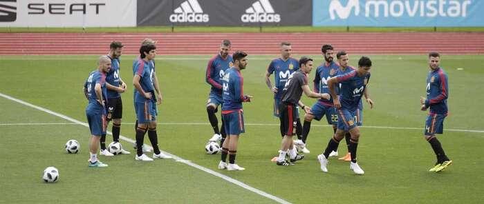 Los bares de Cuenca podrán instalar televisores en sus terrazas para ver los partidos de España en el Mundial de Rusia