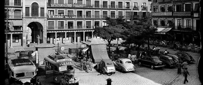 El Archivo de Toledo incorpora a su web la exposición virtual 'Toledo en las fotos de Ediciones Artigot (1952)'