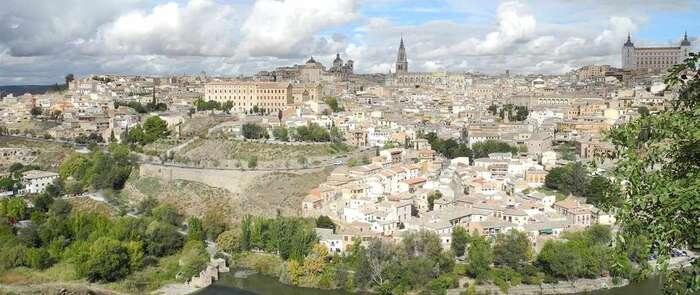 A información pública la modificación puntual del Plan Especial del Casco Histórico de Toledo