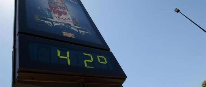 Puertollano alcanza esta madrugada la segunda temperatura más alta del país con 28 grados