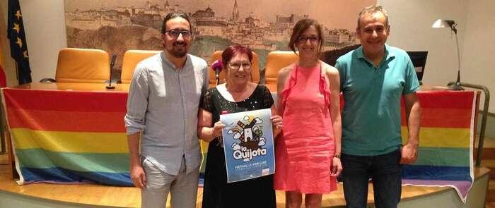 El I Festival de Cine LGBT de C-LM 'la Quijota' se celebra en cuatro municipios de Toledo del 25 de junio al 1 de julio