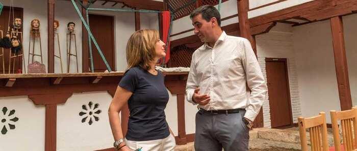 Directora del INAEM respalda el Festival de Almagro y coincide en el desarrollo de líneas como la internacionalización