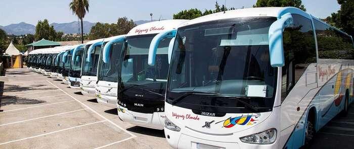 Las ventas de vehículos industriales crecieron un 2,7% en Castilla-La Mancha en el primer semestre y las de autobuses bajaron un 1,6%