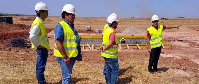 La Junta afirma que la planta fotovoltaica de El Carpio de Tajo comenzará a funcionar en diciembre de este año