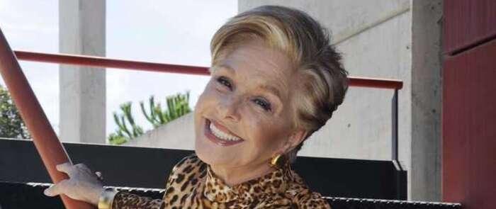 La actriz Lola Herrera recibirá este sábado el V Premio Patio de Comedias en Torralba de Calatrava