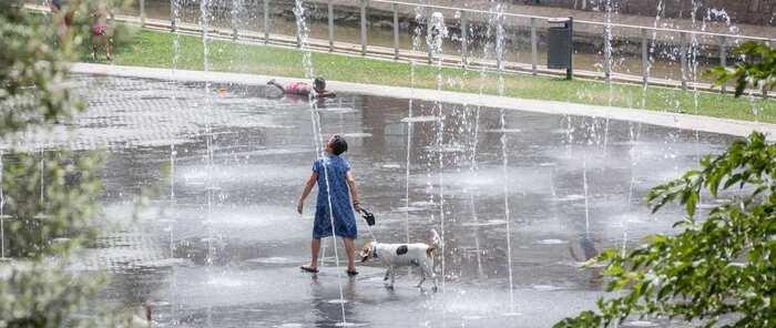 Esta semana persiste el calor pese al descenso notable de temperaturas de hoy y la llegada del 'otoño climatológico'