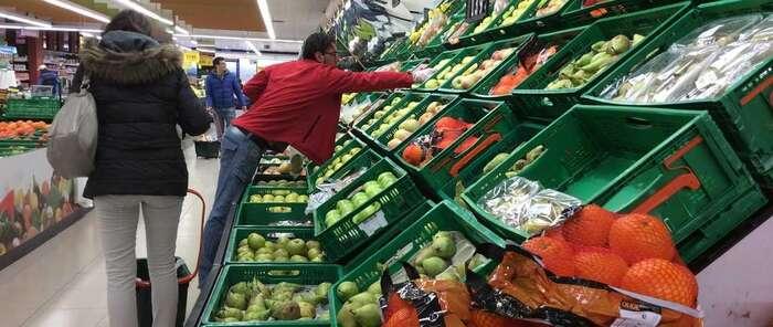 Los precios suben un 0,1% en Castilla-La Mancha en agosto y la tasa interanual se sitúa en el 2,5