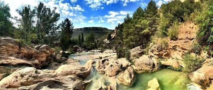 Tres caminos facilitarán el acceso público al Valle del Cabriel que será declarado Reserva de la Bioesfera por la Unesco en 2019