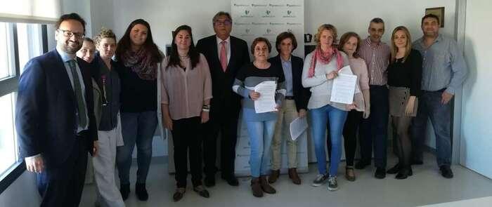 Firmado con importantes mejoras el nuevo convenio para los 150 trabajadores de Quirónsalud Ciudad Real y Puertollano