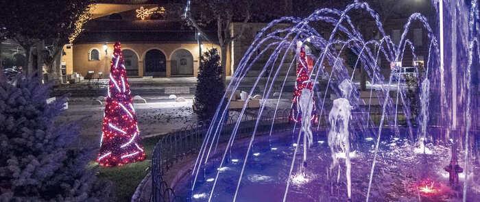 Marchamalo mantiene las actividades del programa de Navidad del 20º Aniversario, incluida su fiesta de Nochevieja