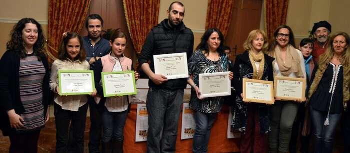 Imagen: Isabel María González gana el Primer Premio  del Concurso de Torrijas Tradicionales 2016