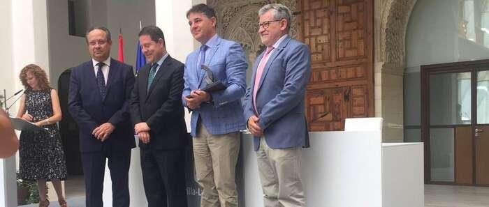 El Plan Director de la UCLM, premio a las Mejores Prácticas de Gestión Interna en los Servicios Públicos en la región