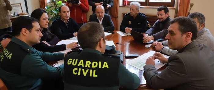 Francisco Tierraseca destaca la coordinación con la JCCM y con la Delegación del Gobierno en la Comunidad Valenciana para garantizar la seguridad en las carreteras del Estado durante la borrasca Gloria