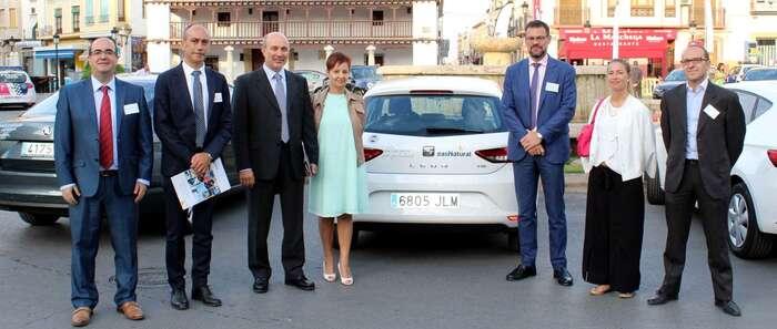 El gas natural vehicular se presenta como la opción más ecológica en una jornada sobre combustibles alternativos en Tomelloso