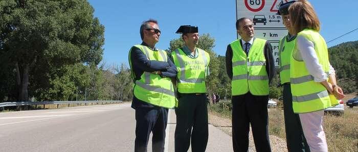 Gregorio destaca que las 15 Rutas Ciclistas Protegidas de Castilla-La Mancha demuestran la sensibilidad del Gobierno de España con el colectivo en la región