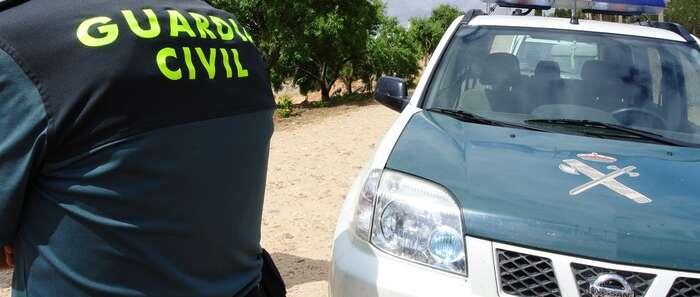 La Guardia Civil ha detenido a un hombre en Dosbarrios por un robo en un domicilio