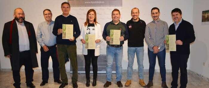 La Diputación de Toledo entrega la homologación a siete nuevos senderos provinciales