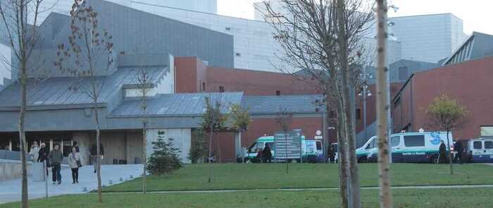 Fallecido cuando era trasladado al hospital de Ciudad Real un trabajador que se ha precipitado desde una altura de 12 metros en Santa Cruz de Mudela
