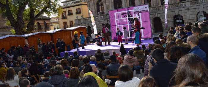 Toledo se prepara para la marcha del 25N, Día Internacional contra la Violencia hacia las Mujeres, con iniciativas de sensibilización