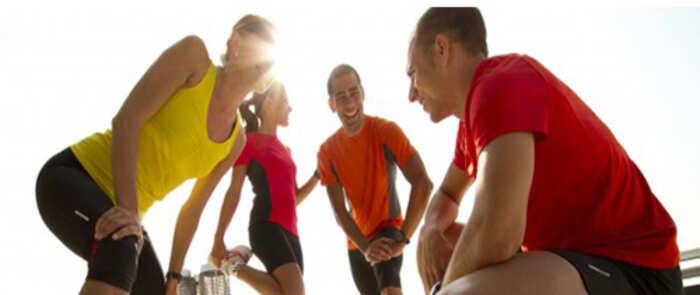 Tener buena salud es un factor clave para alcanzar el estado de bienestar