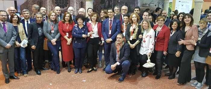 El PSOE afianza su apuesta por la promoción turística de la provincia de Ciudad Real en FITUR
