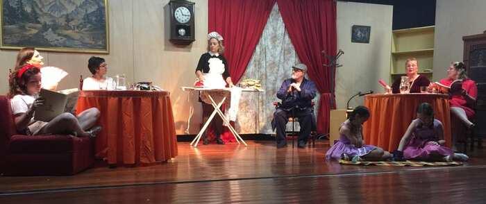 Éxito en Ciudad Real del grupo de teatro de la AECC en su representacion teatral