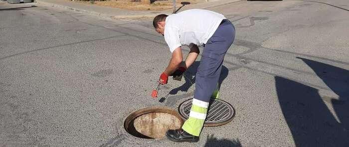 El Ayuntamiento de Quintanar trabaja para erradicar las plagas de roedores y cucarachas en el municipio