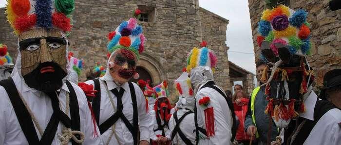 Este sábado, XXXII edición de la recuperación del Carnaval de Almiruete
