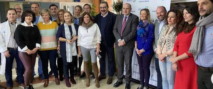 El Gobierno de Castilla-La Mancha incorpora un hospital más al proceso de conversión digital de la historia clínica
