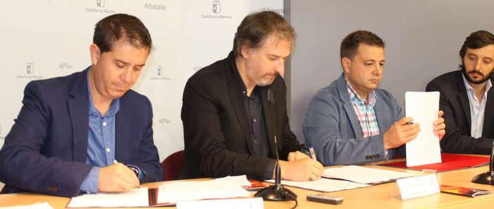 La Diputación de Albacete rubrica su compromiso con el futuro de Abycine