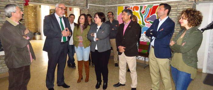 """La Junta se compromete a realizar reformas en el IES """"Sotomayor"""""""