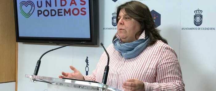 Unidas Podemos Ciudad Real llevará al pleno ordinario mociones sobre el pin parental y la revitalización del comercio loca