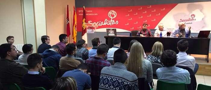 """Nacho Hernando: """"La candidatura de Cospedal tiene poca legitimidad ya que sólo le han respaldado el 5 por ciento de sus militantes"""""""