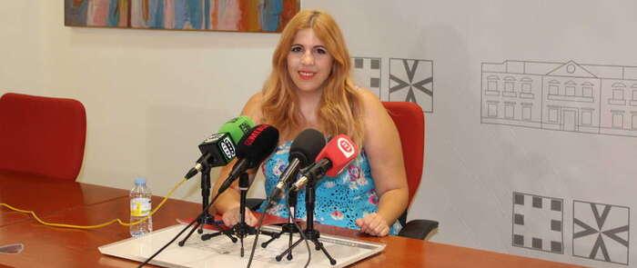 La concejala de Turismo del ayuntamiento de Alcázar destaca los buenos datos sobre turismo en la ciudad