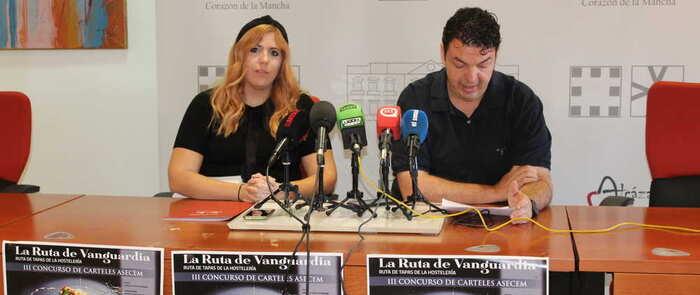 ASECEM convoca el III Concurso de Carteles de la Ruta de la Tapa de Vanguardia